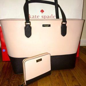 Brand New Kate Spade Purse & Wallet